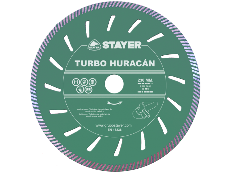 Turbo Huracan (Uragan)