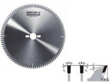 Pânze circulare placate CMS cu ascuțire alternativă, unghi de atac pozitiv - 042 KW - STANDARD