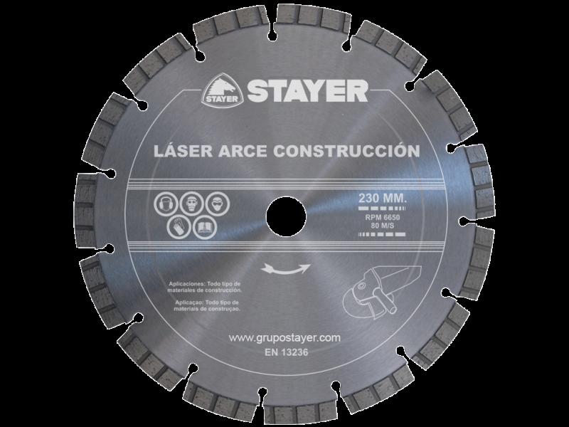 Laser Arce