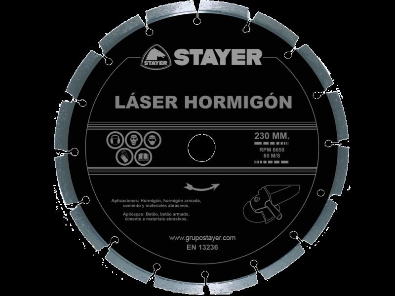 Laser Beton